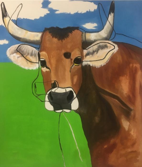 Mucca e Torello